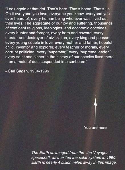 Happy Birthday, Carl Sagan!