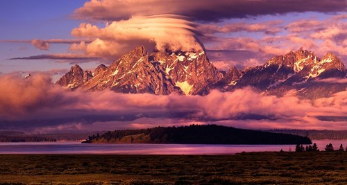 The Majesty of Grand Tetons National Park