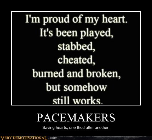 heart,pacemaker,thud