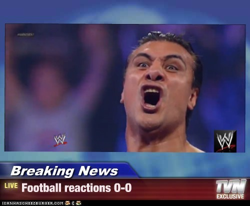 Breaking News - Football reactions O-O