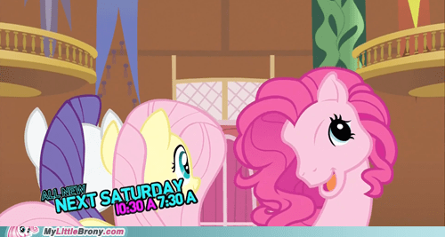 Pinkie... what have you done?!