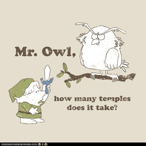 Mr. Owl?