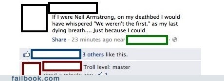 If I were Neil Armstrong....