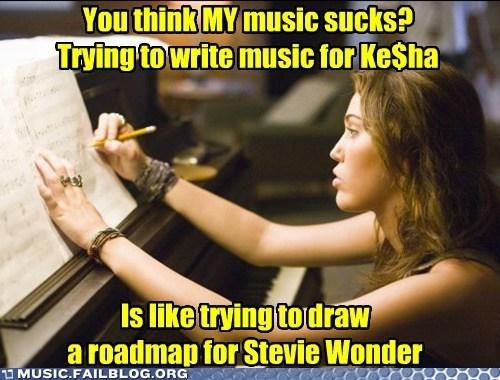 stevie wonder,keha