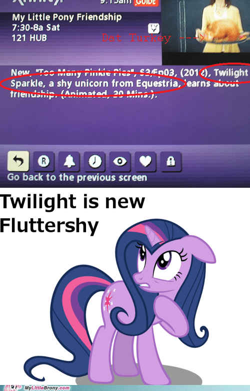 Twilight Shyful?