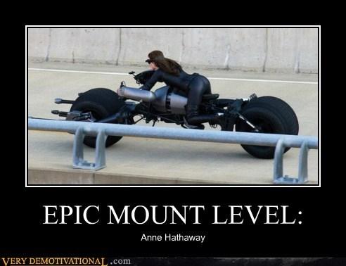 EPIC MOUNT LEVEL: