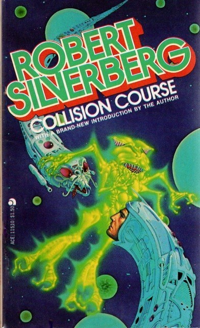 WTF Sci-Fi Book Covers: Collision Course