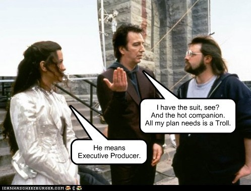 Alan Rickman,actor,alanis morisette,kevin smith,celeb,funny