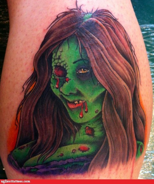 pin ups,zombie