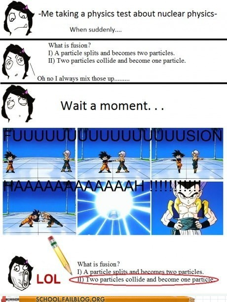 How I Passed My Physics Test