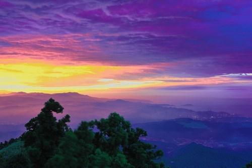 Taiwan, Looking Colorful