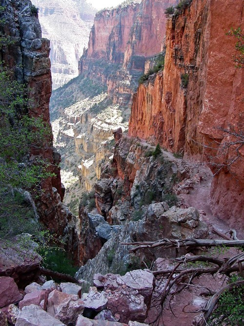 North Kaibab Trail, Grand Canyon