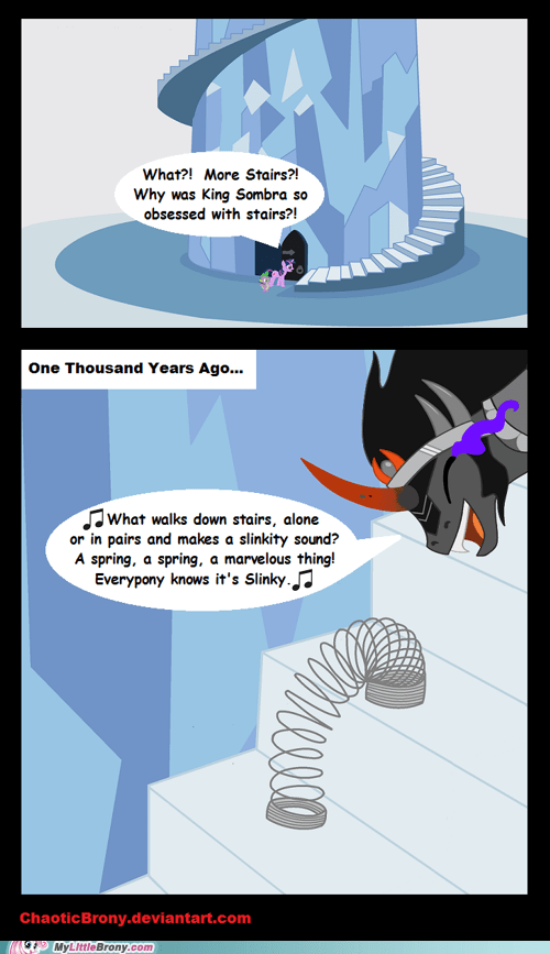 Sombra's Stairs