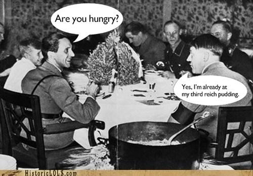 puns,third reich,pudding,hitler