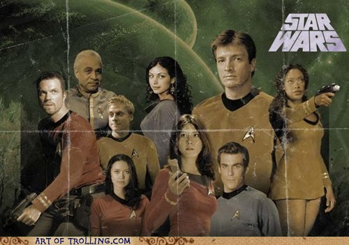 Best SciFi Series Ever Produced