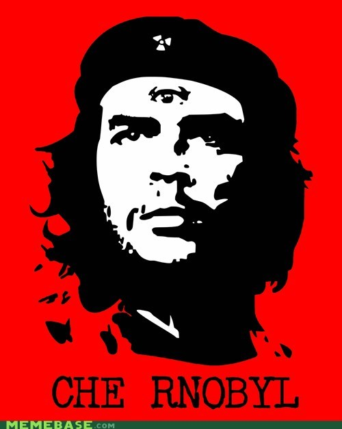 YOU DID THIS, CHE!