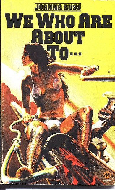 WTF Sci-Fi Book Covers: We Who Are About To...