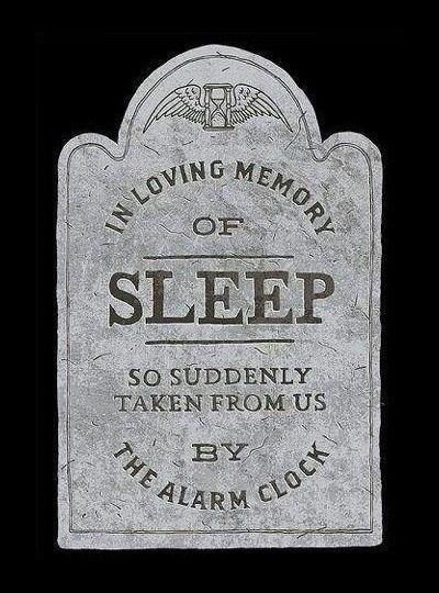 Morning Mourning