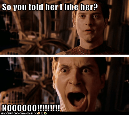 You Fool! What if She Likes Me Too?!