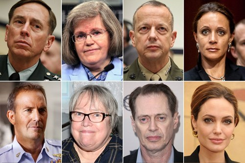 The Future Cast of Petraeus: The Movie