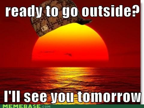 Scumbag Sunset
