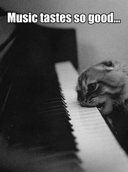 Mmm... Music