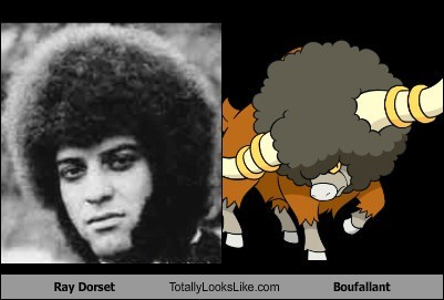 Ray Dorset Totally Looks Like Boufallant
