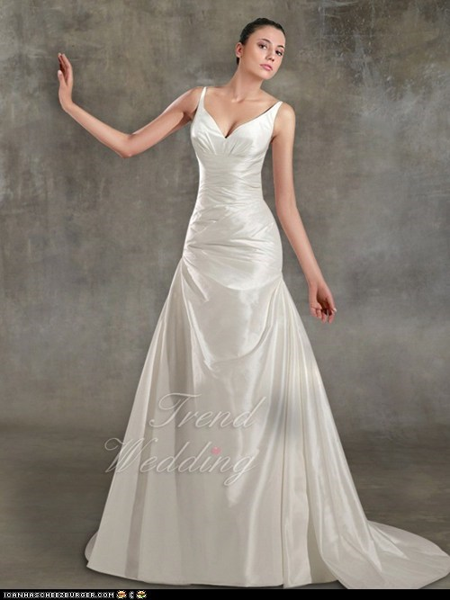 Elegant Simple Wedding Dresses