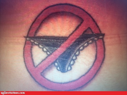 New Level of the Tramp Stamp