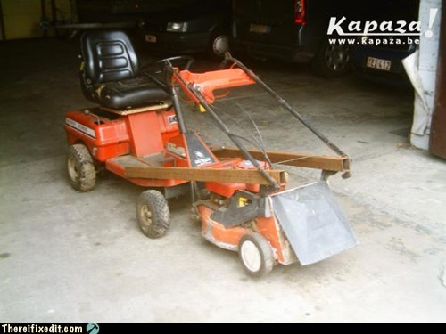 Frankenmower