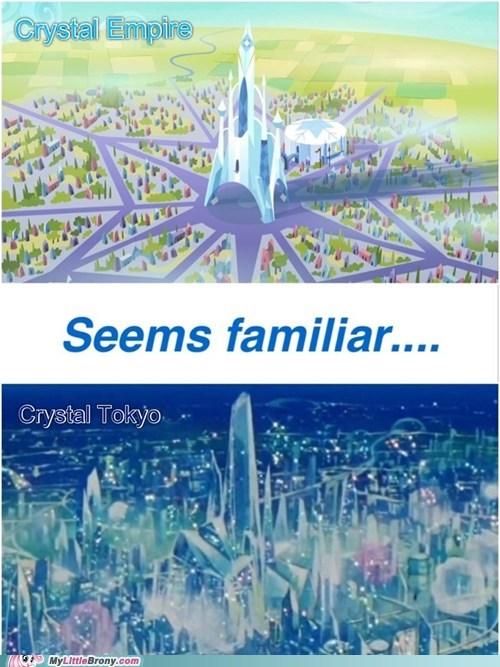 Crystal...er....