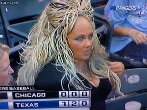 hair,surprised,baseball game