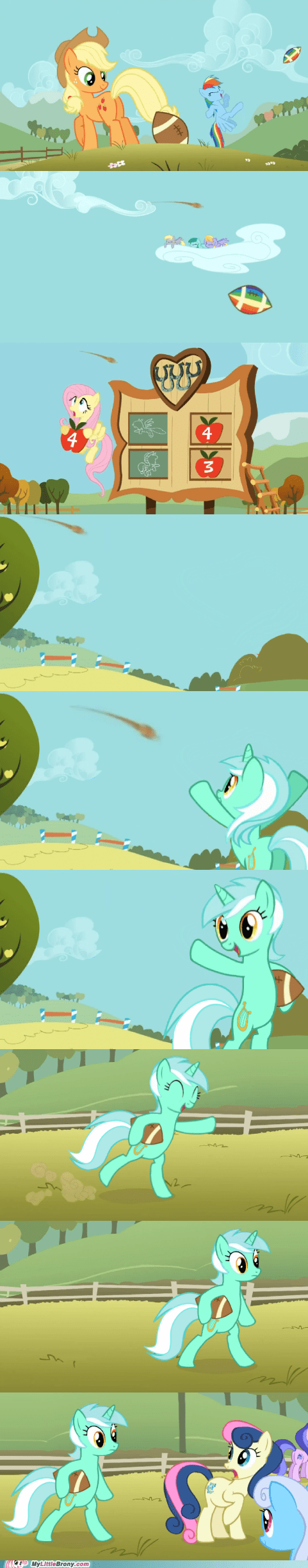 lyra,Awkward,comic,football,having fun