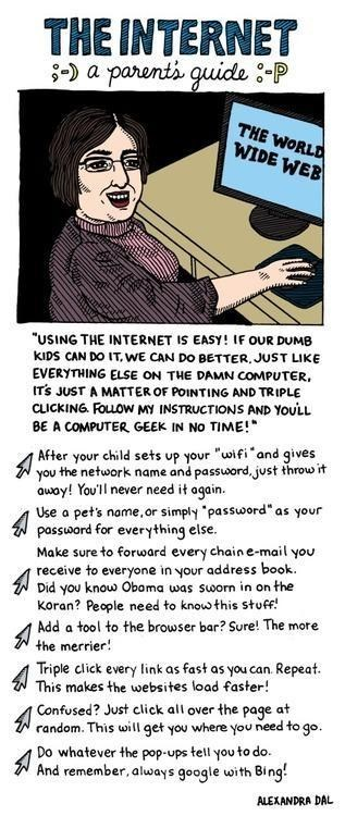 A Parent's Guide to Internetting