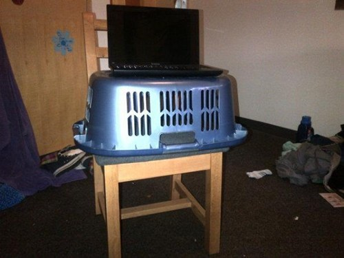 The College Home Theater System