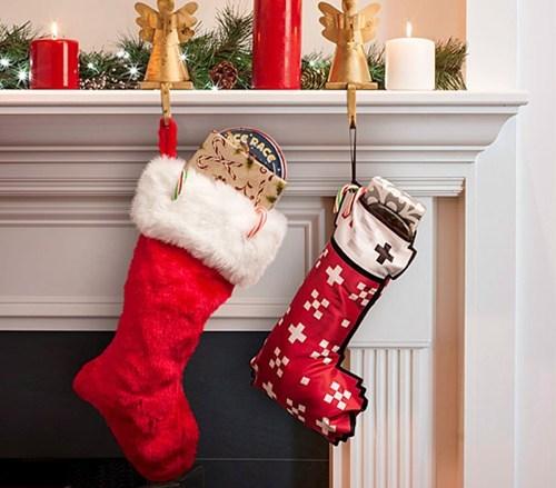 christmas,gamer,8 bit,stockings,nintendo