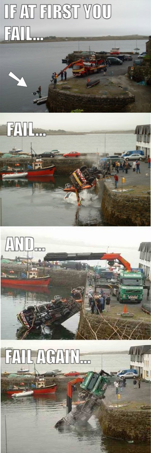Rescue Operation FAIL