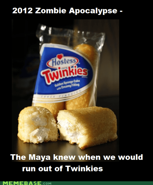 Hostess just went under...
