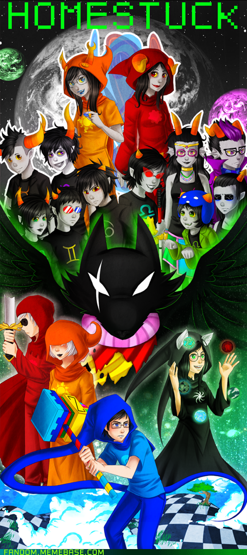 Give Homestuck a Chance