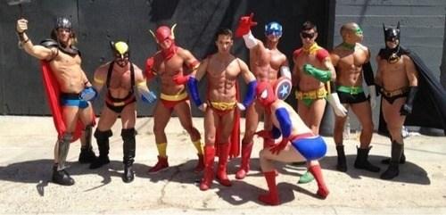 Spider-Man,abs,sexy men,costume