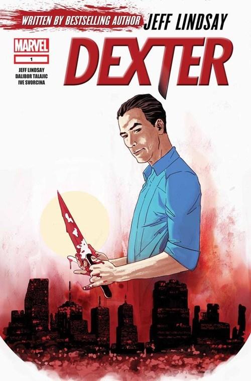 serial killer,knife,Dexter