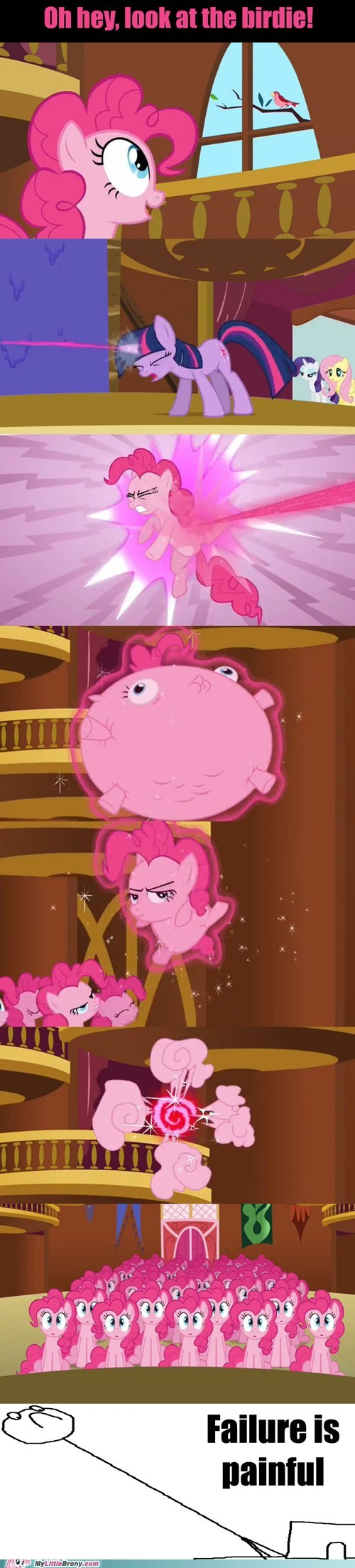 paint dry,failure,pinkie pie,painful,watch the wall,remedy