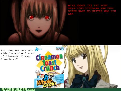 Misa Likes Cinnamon..