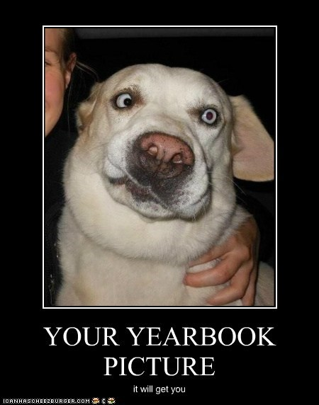 YOUR YEARBOOK PICTURE