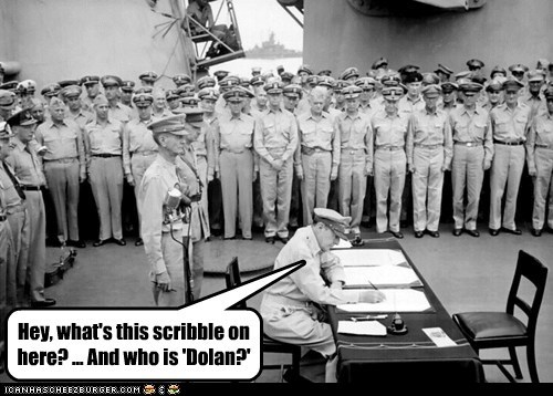 Lieutenant, Find This Dolan, and Pronto...