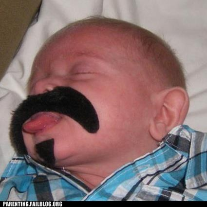 Is It Movember Yet?