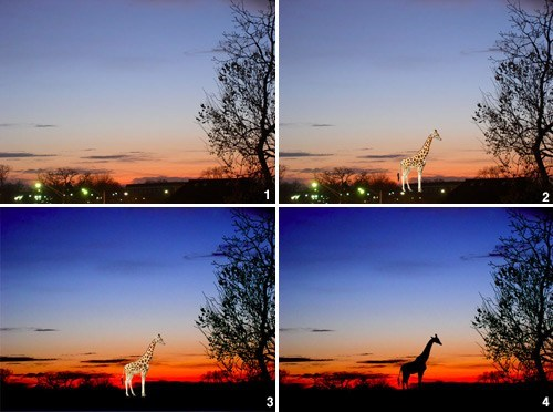 How To Instantly Africanize Your Landscape Photo