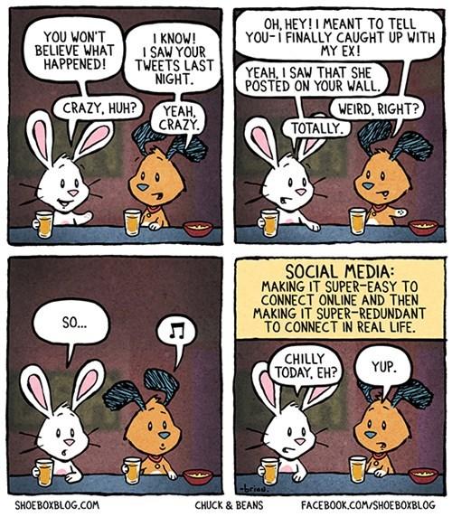 friendship,social media,Shoebox Blog