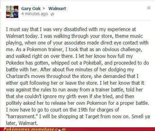 my girth,facebook,gary oak,Walmart