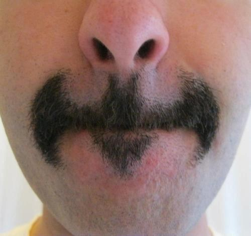 Movember Batman WIN